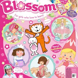 Blossom_I_Want_To_Be_Edition_cover