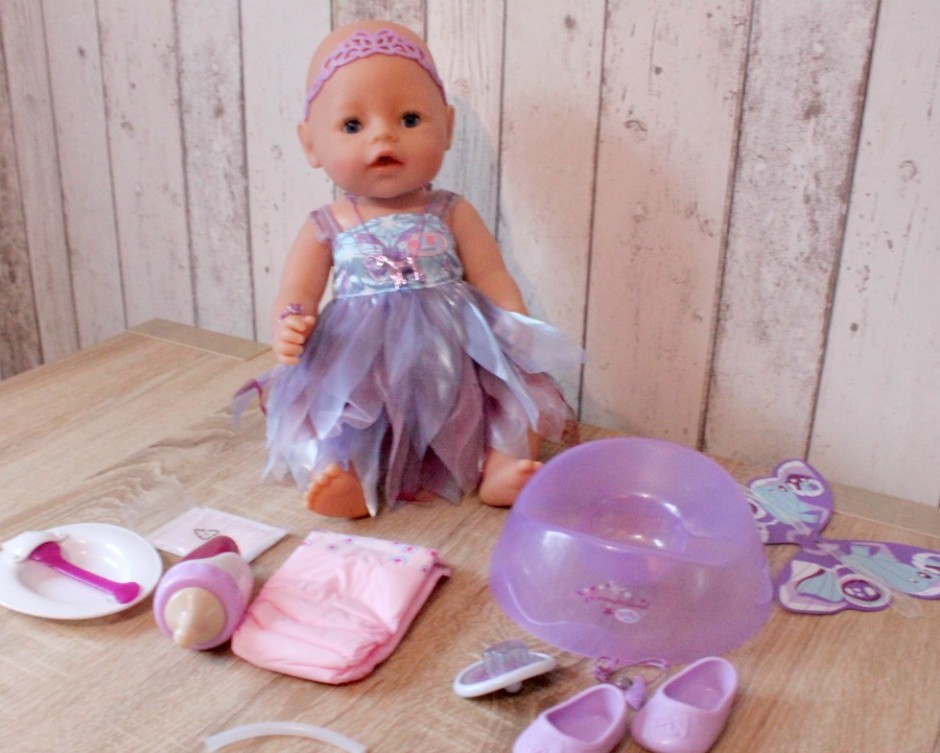 baby born interactive doll instructions