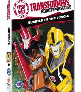 transformers rumble in the jungle