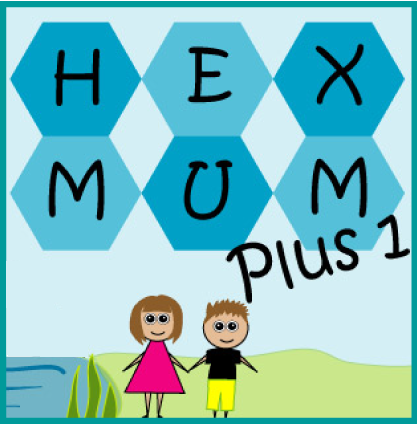 Grab button for Hex Mum Plus 1