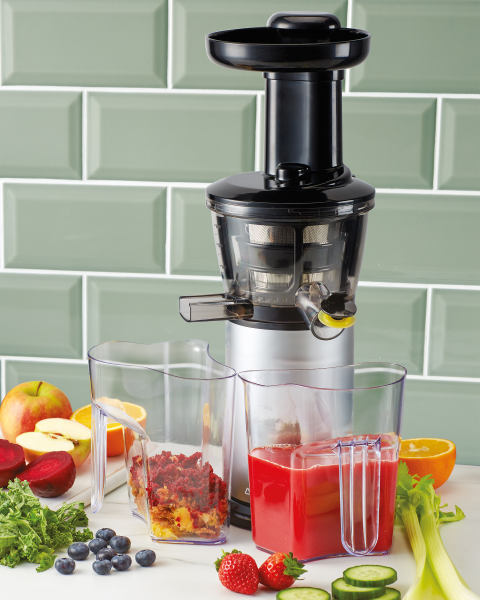 Kitchen Living Slow Juicer From Aldi : Ambiano Slow Juicer - The perfect start to the day - Hex Mum Plus 1Hex Mum Plus 1