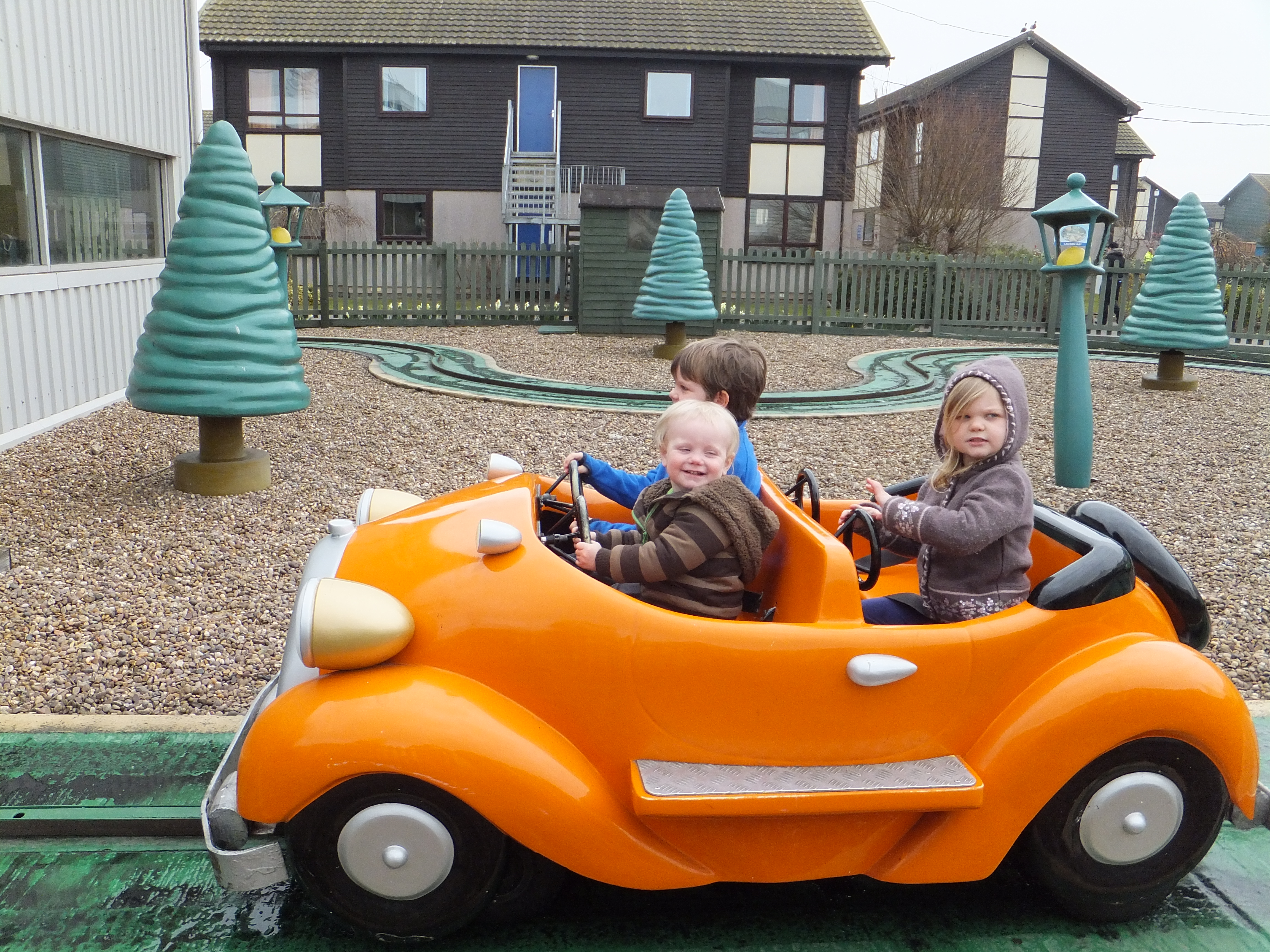 Butlins Skegness Daytime Activities Bob The Builder Yard