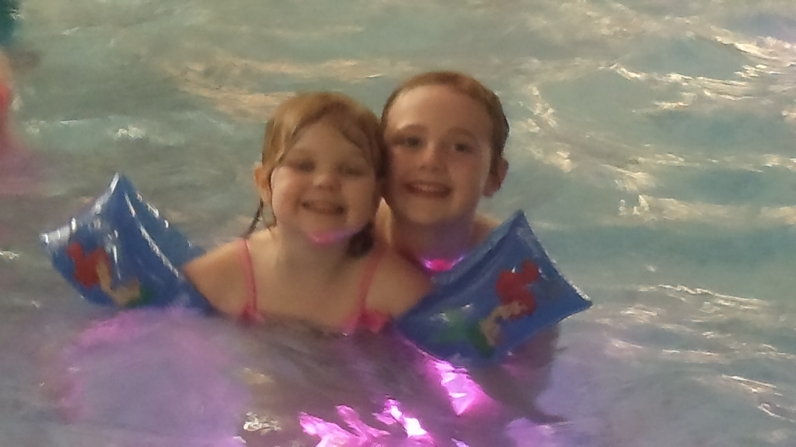 Butlins Skegness Daytime Activities swimming fun