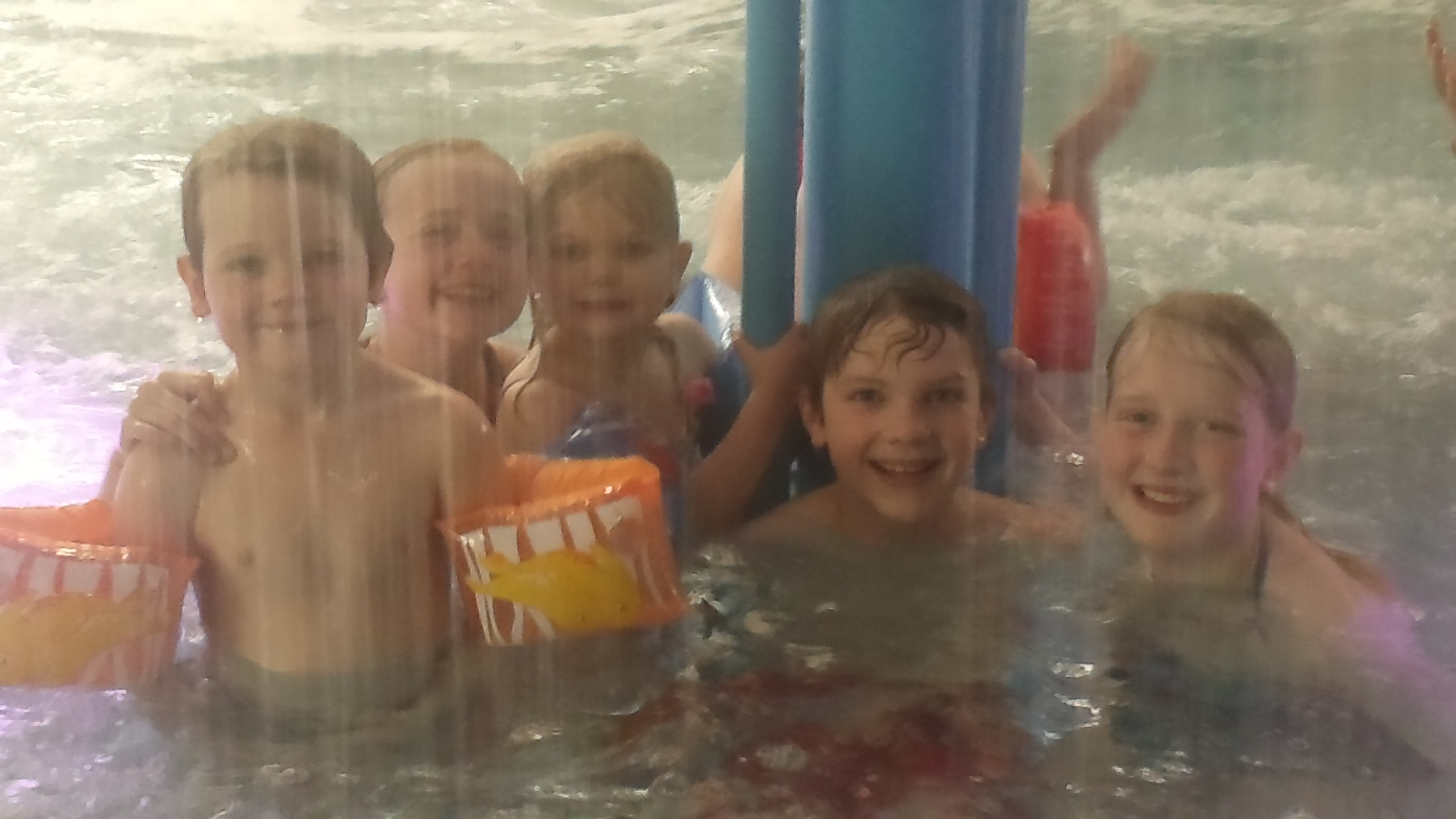 Butlins Skegness Daytime Activities water Fun Zone
