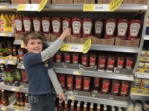 YAY! Ketchup