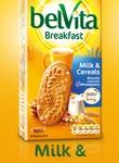 belvita milk and cereal