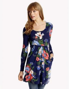 Alexi French Bouquet Tunic