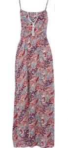 paisley dress tk maxx
