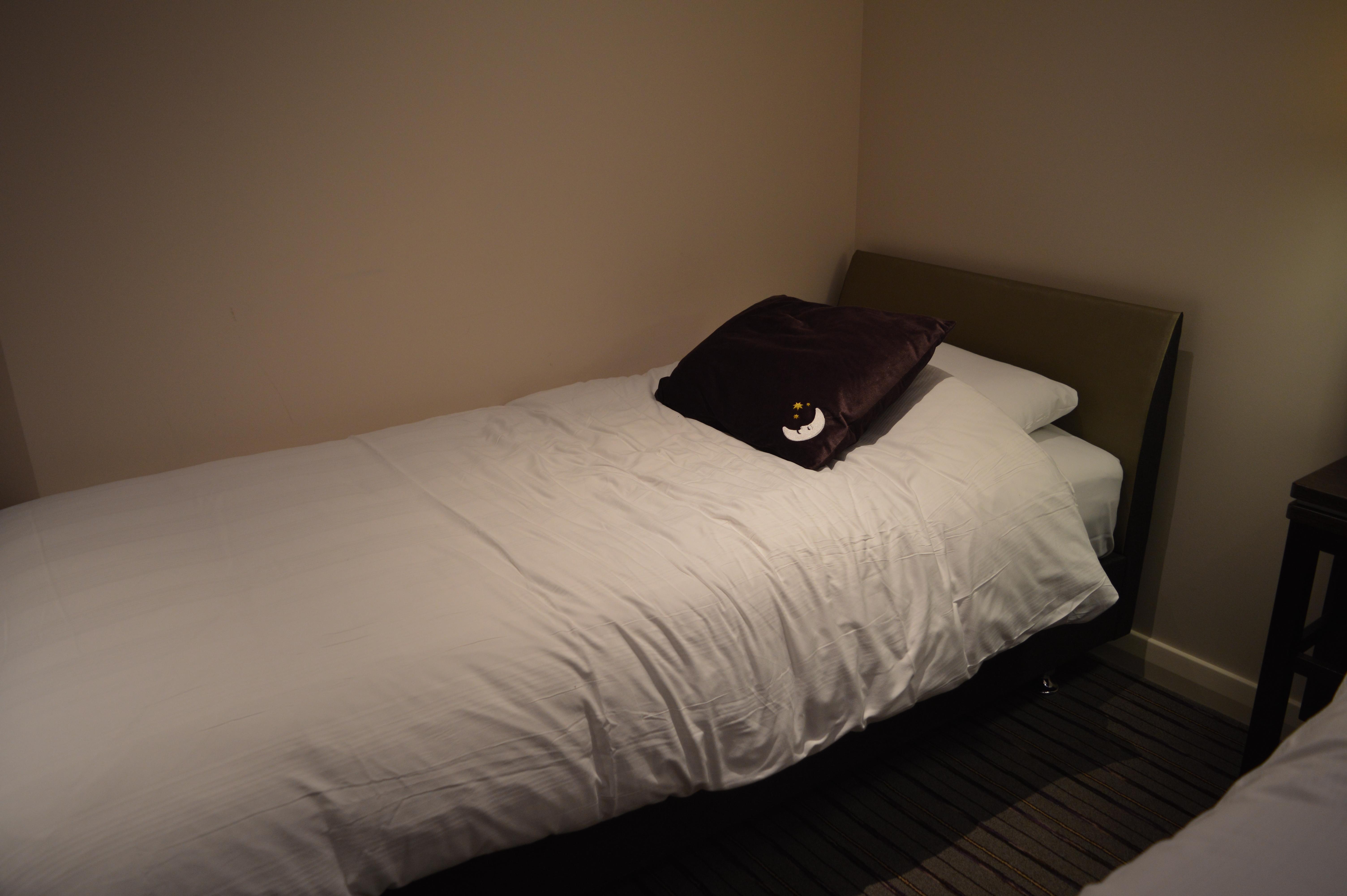 Archway Premier Inn Single bed