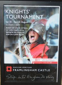 Knights Tournament Framlingham