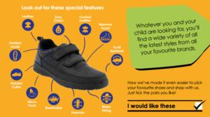 brantano shoe fitting