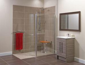 premier bathroom wet room