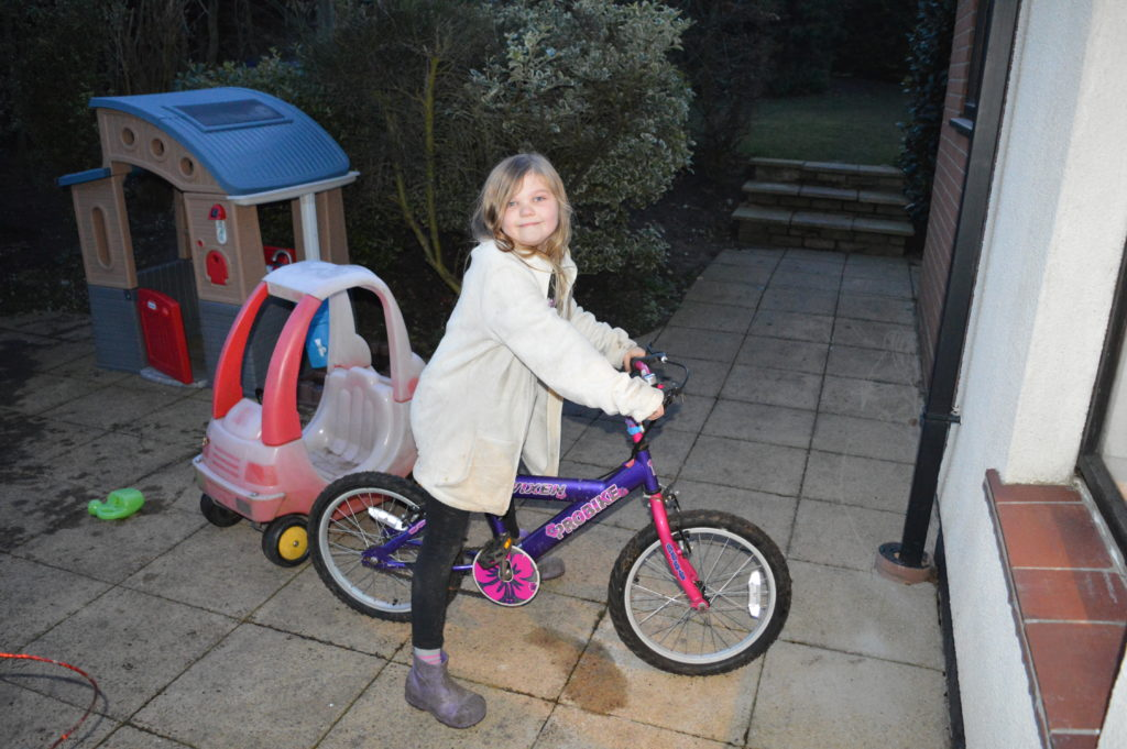 How to choose a push bike for a toddler