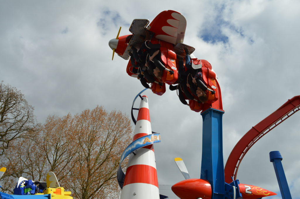 Drayton Manor – A Park for Everyone!