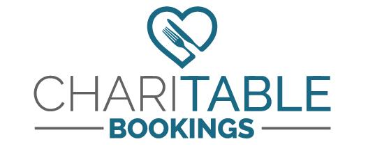 Introducing ChariTable Bookings Signature Dish recipe book.