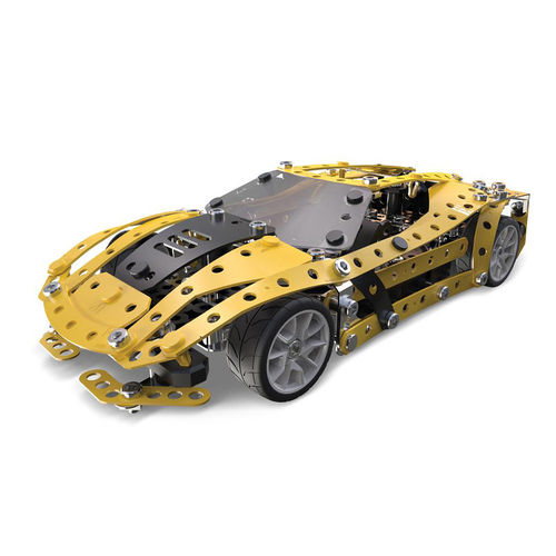 Meccano Corvette Completed