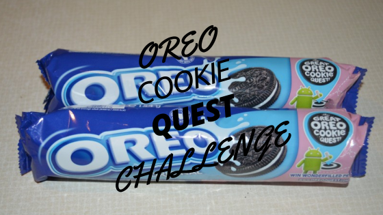 #OreoCookieQuest Challenge