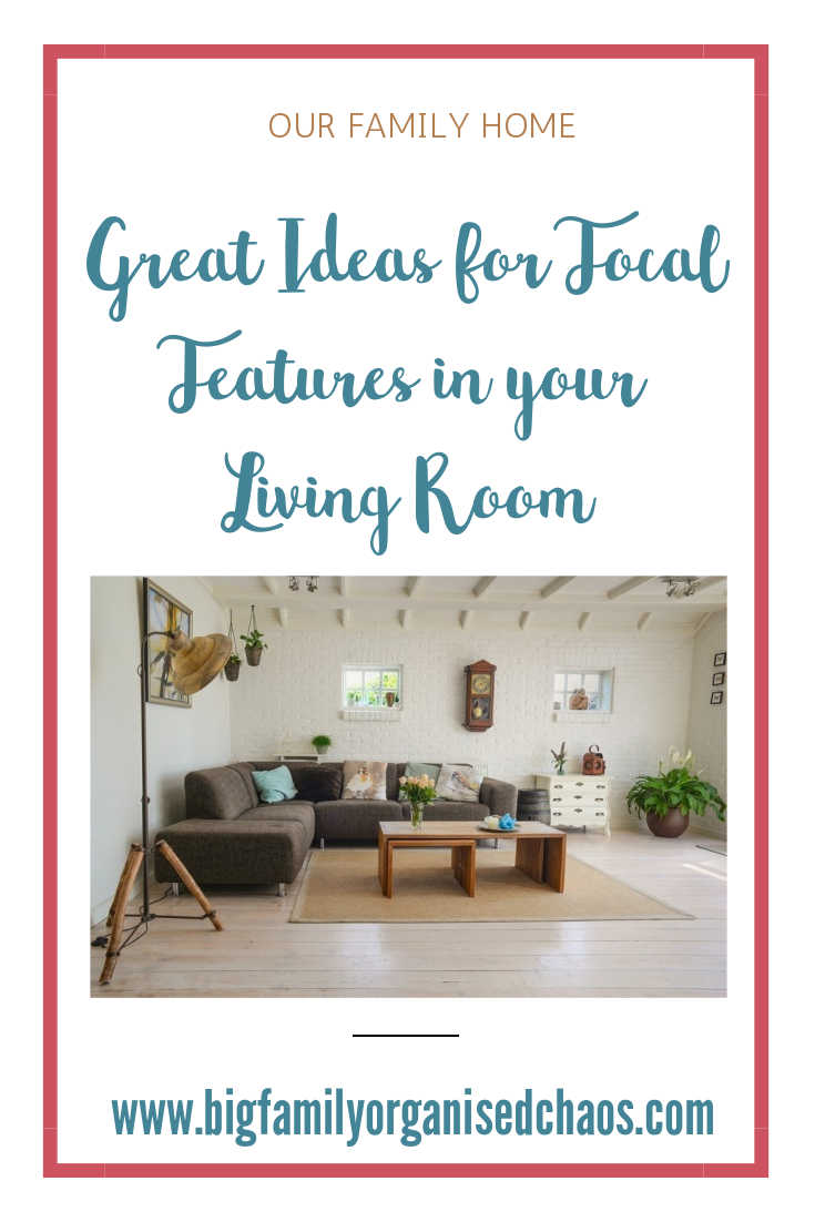 The living room is the communal space where everyone should feel at home and creating a focal point or two is not only pleasing to the eye, it gives the room some real depth. It might be a piece of colourful art, or perhaps a fine item of antique furniture, and with that in mind, here are some helpful pointers for focal features in your living room to make your selection that little bit easier.