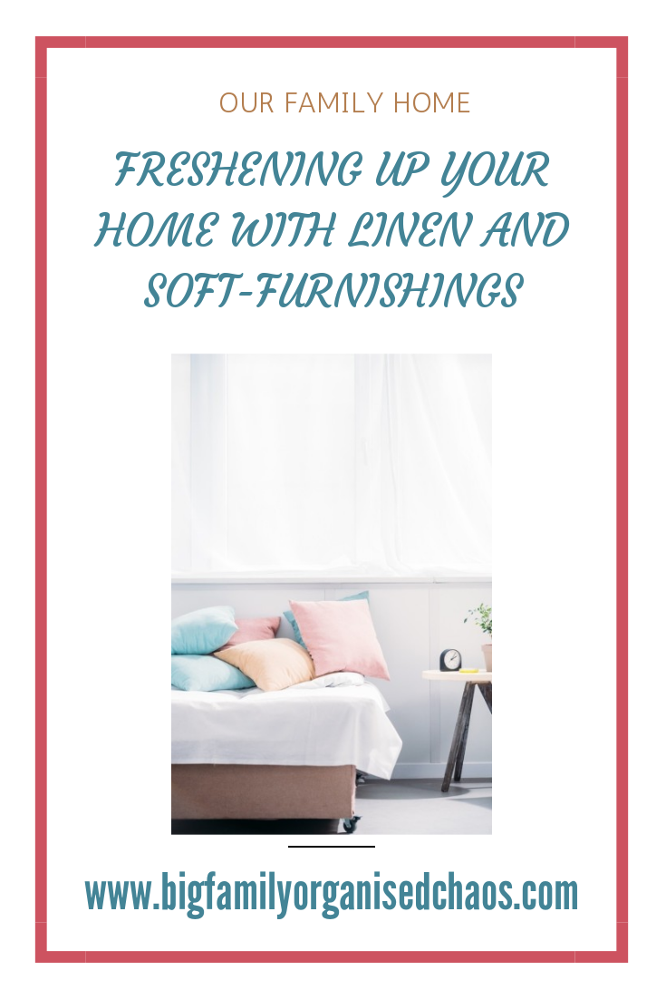 Transforming a room doesn't have to cost a fortune, just the addition of linens and soft furnishings can transform a space into something beautiful.