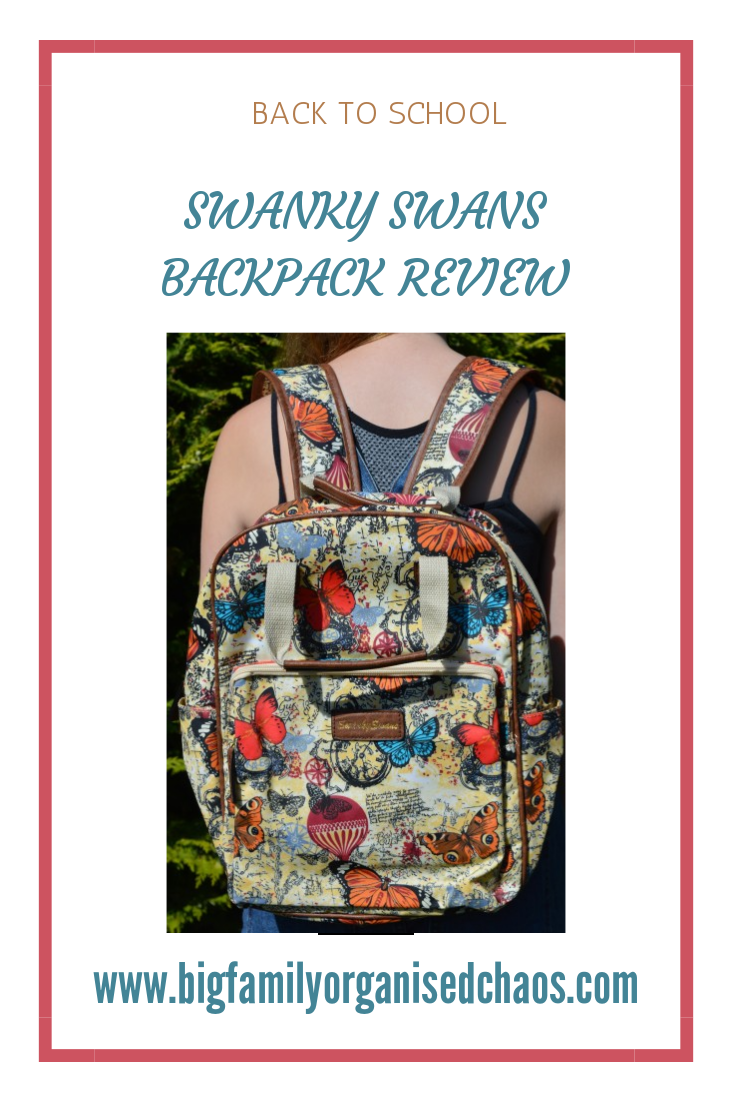 Its nearly time for back to school, which means new uniform, new school bags,new shoes, click through to find out more about the gorgeous Swanky Swans bags perfect for school and university