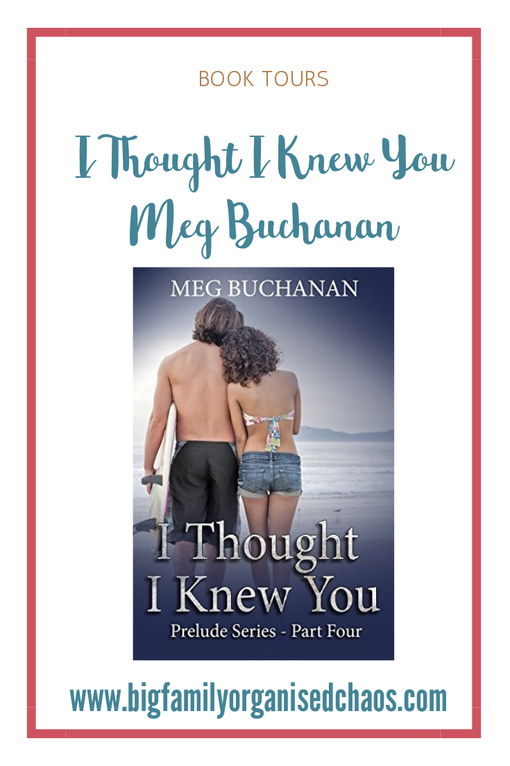 I thought I knew You by Meg Buchanan tells the story of Luke and Tessa, click through to find out more about the story and what I thought.