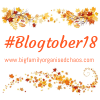 Blogtober18 invite for tea