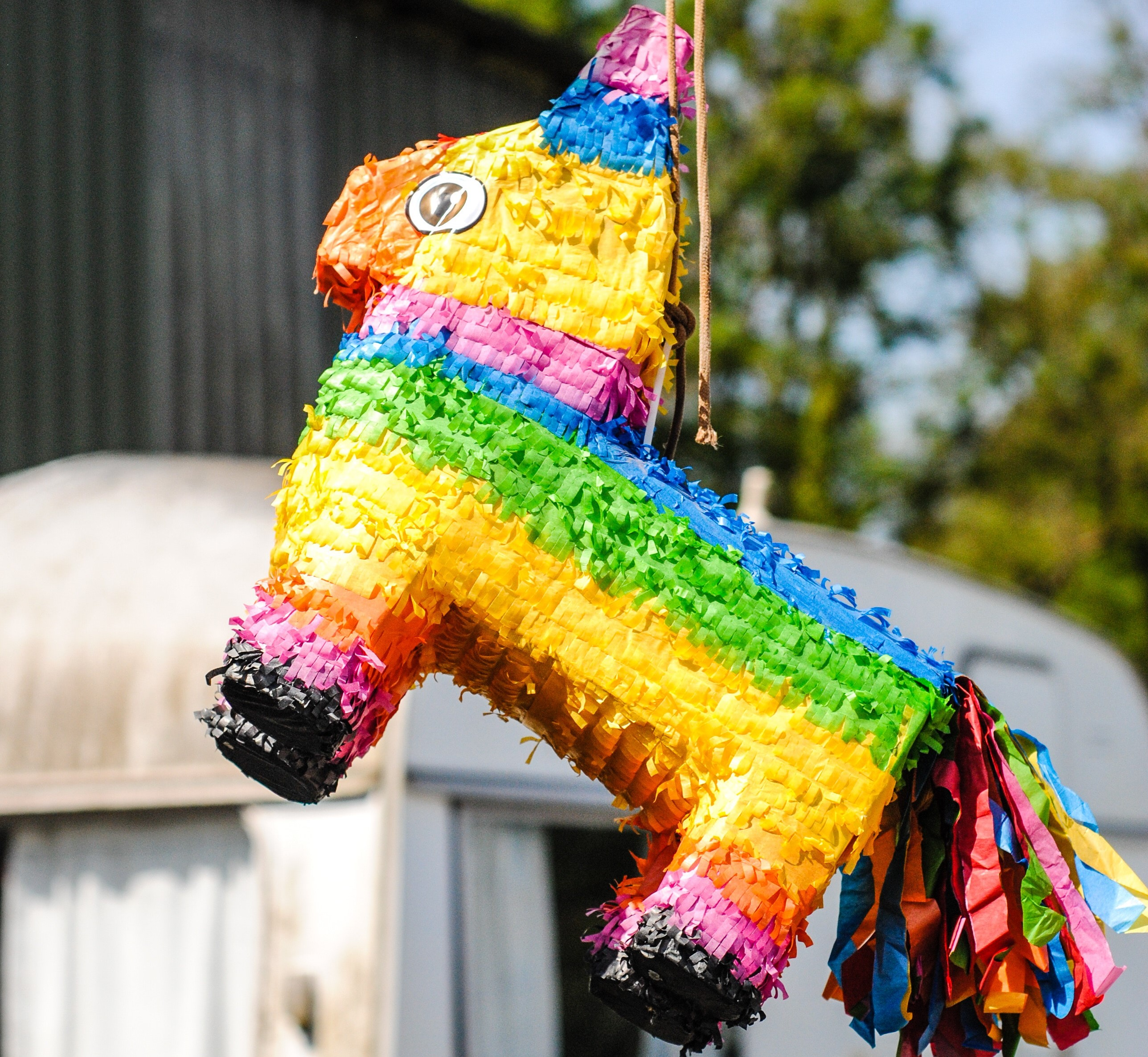 Budget-Friendly Kids' Birthday Party Ideas and Trends for 2019 make your own pinata
