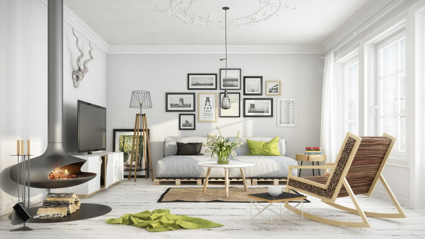 explore the wonders of Scandinavian interior style!