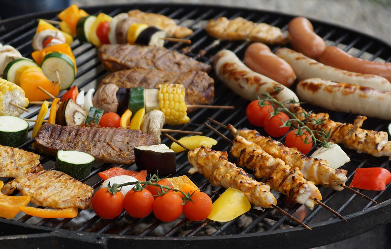 The Perfect family barbecue