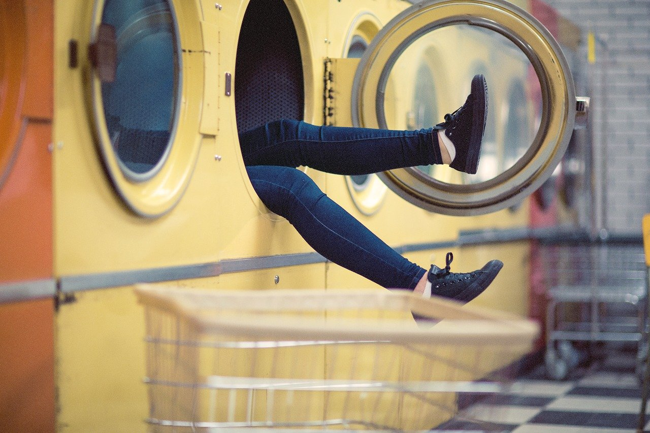 Big family Laundry is neverending