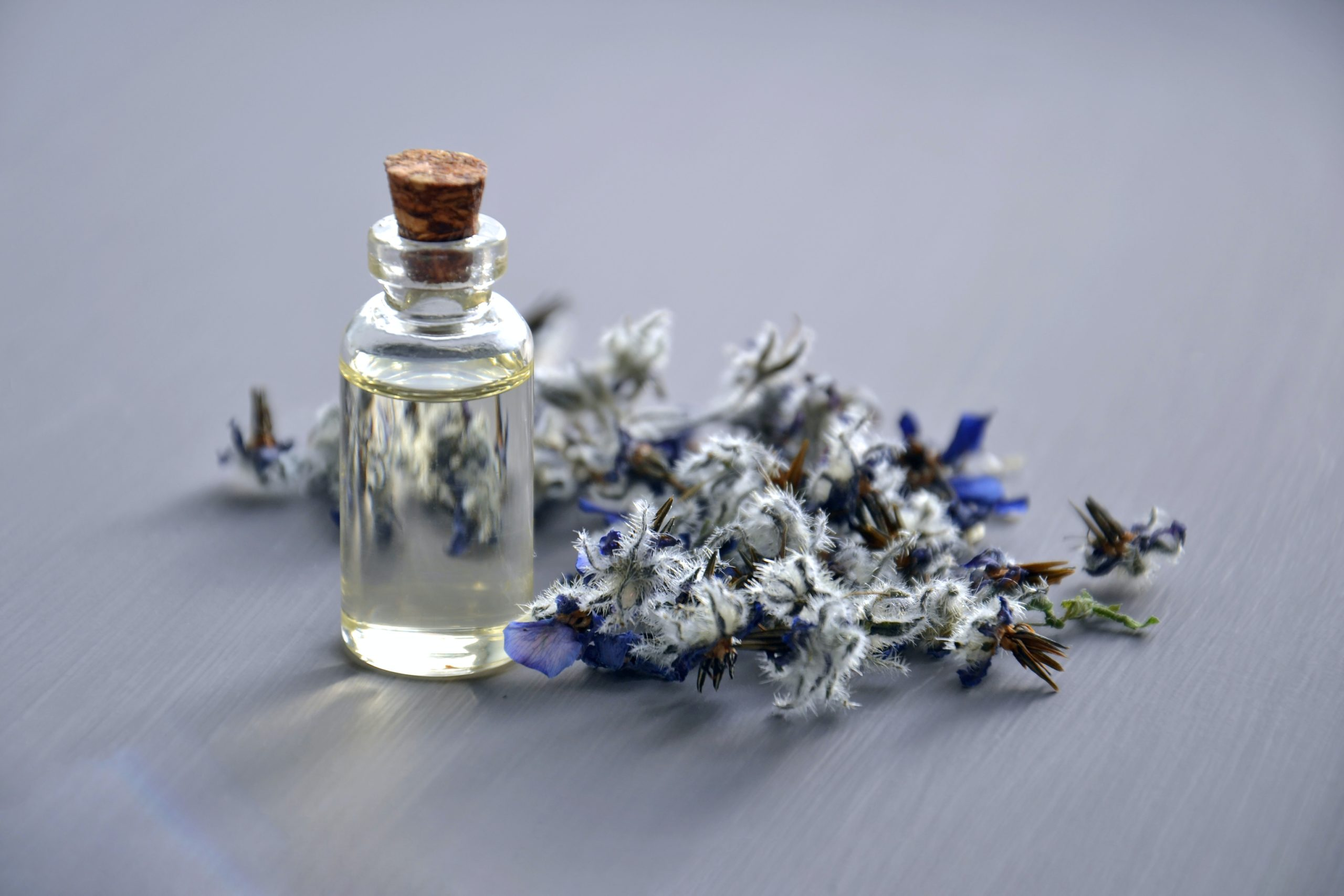 essential oils for a home spa experience