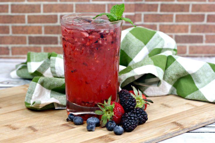 Triple Berry Drink