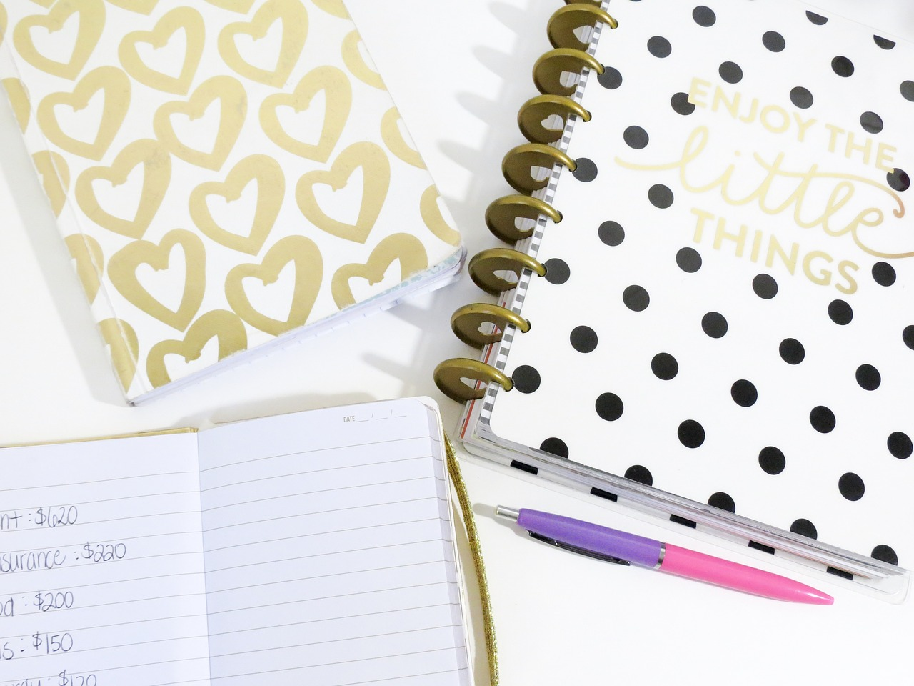 How to Get Organised With a Busy Family - Buy a planner