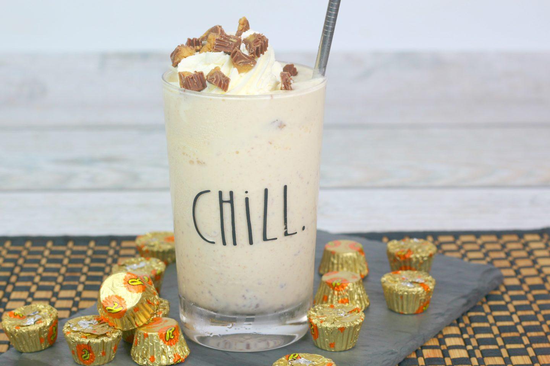 Reese's Peanut Butter Milkshake