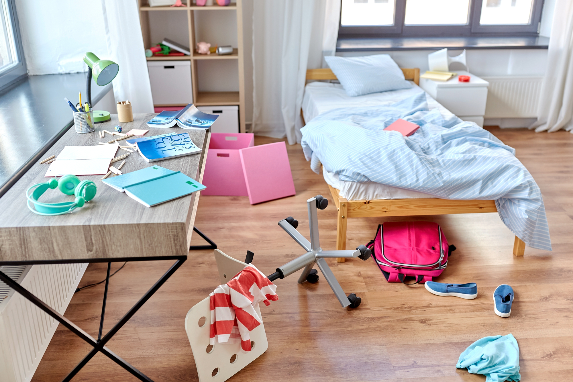 How to get kids to declutter