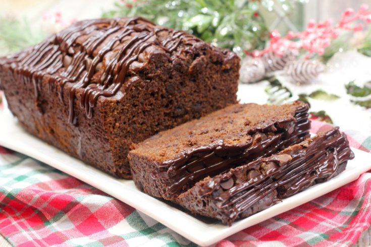 Chocolate Expresso Banana Bread