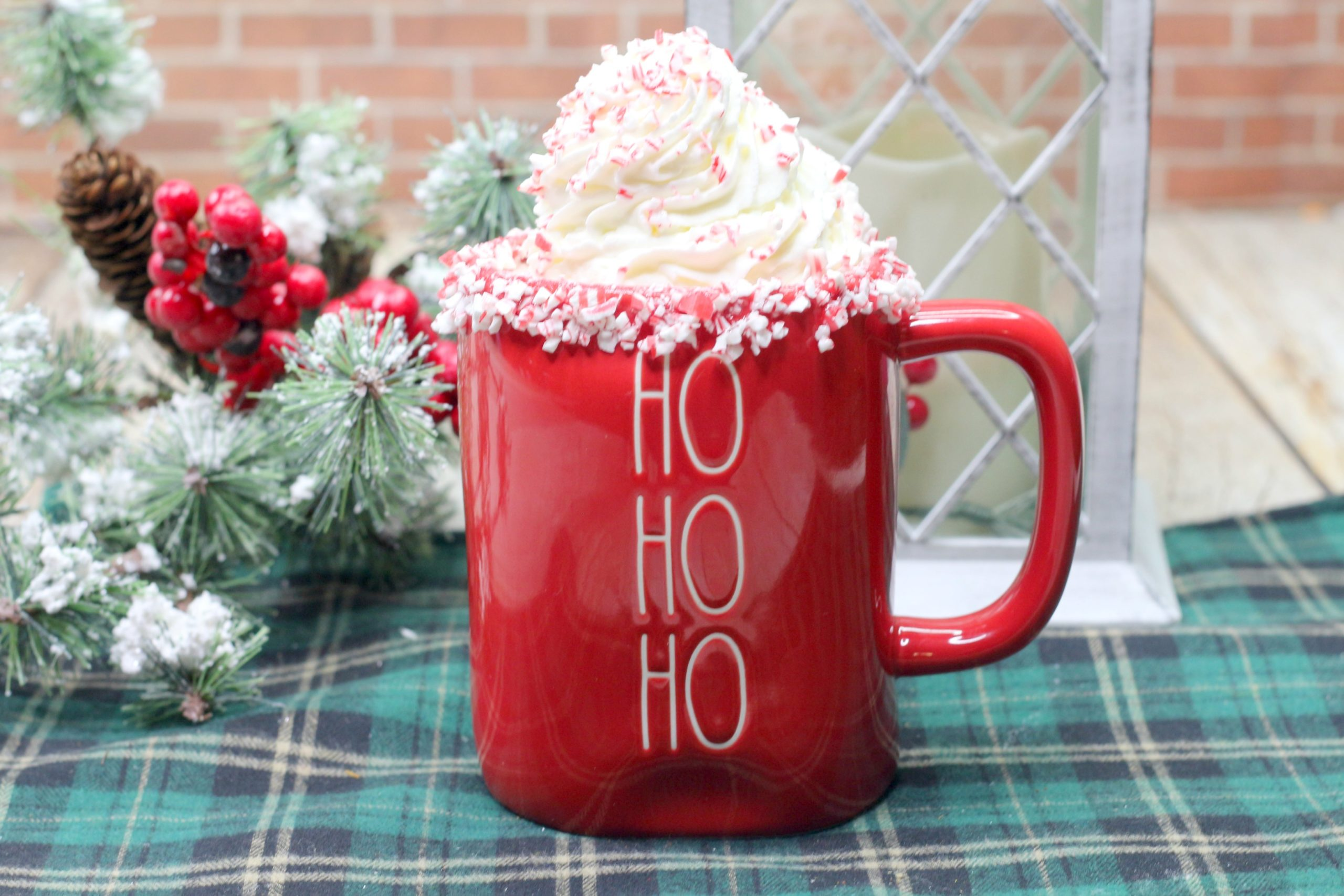 Naughty Peppermint Mocha